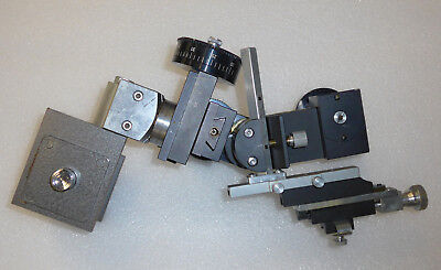 Narishige Sm-20 Stereotaxic Micromanipulator Sm20