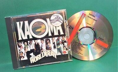 World Beat by Kaoma (CD,Dec-1989,CBS) [Import], usado comprar usado  Enviando para Brazil