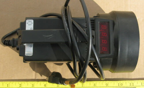 Digital Stroboscope Tachometer Stroboscopic Controls International Like DT-2239A