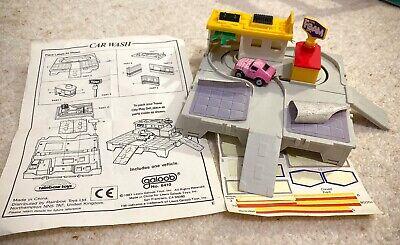 Galoob Micro Machines Travel City Mr Foam Car Wash - Vintage late 80s comprar usado  Enviando para Brazil