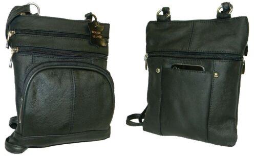 Women and Girls Genuine Leather Messenger Bag HANDBAG, CROSS
