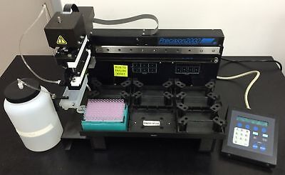 Biotek Precision 2000 96384 Well Automated Microplate Pipetting System Elisa