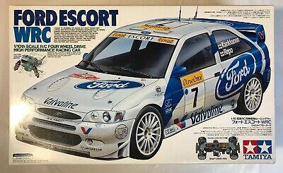 Vintage Tamiya Ford Escort WRC (58216) - NIB