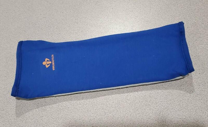 Impacto Suede Forearm Protector, 805-10, Small