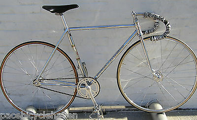 Schwinn Paramount P14 '64 Chrome Track Bike Campagnolo Titan Wippermann Scheeren