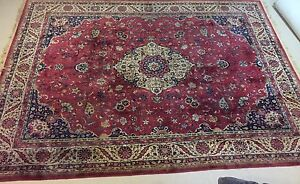 Beautiful area rug 11 1/2 x 8 1/2 feet