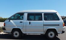 Toyota campervan - 6 months registration - 251000km West Perth Perth City Preview