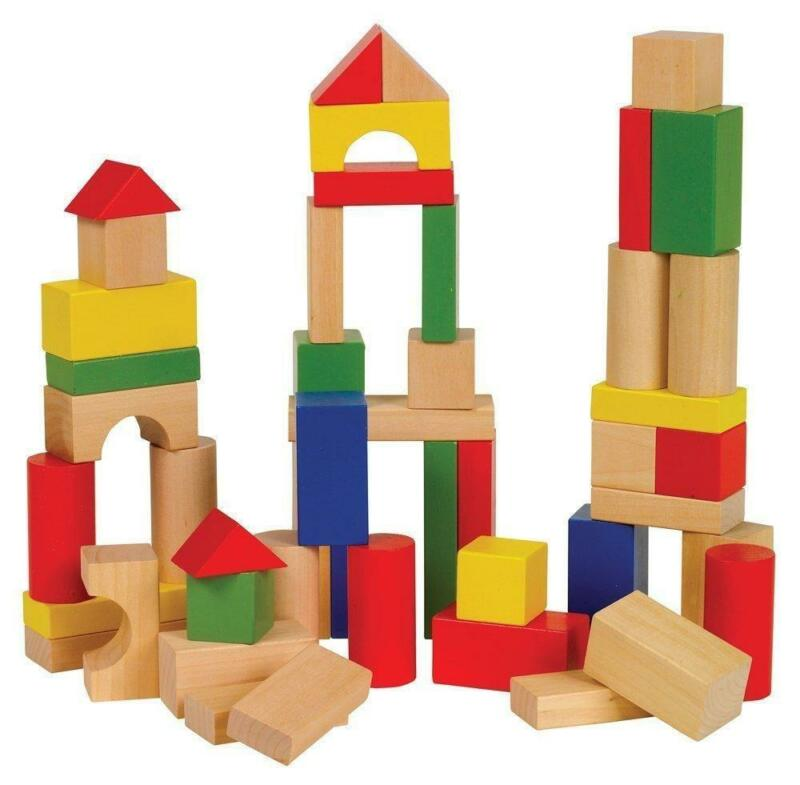 Image Of Colored Building Blocks