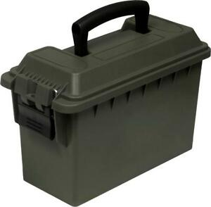 NEW 30 CALIBER AMMO STORAGE BOXES - RUGGED AND WATER RESISTANT - GREAT FOR PAINTBALL AND AIRSOFT