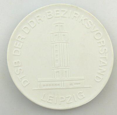 #e3737 Meissen Medaille DTSB der Bezirksvorstand Leipzig