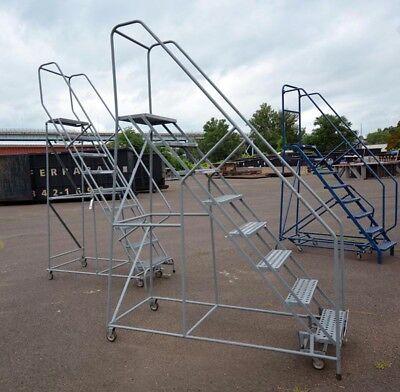 Cotterman Warehouse Ladder Inv.38651