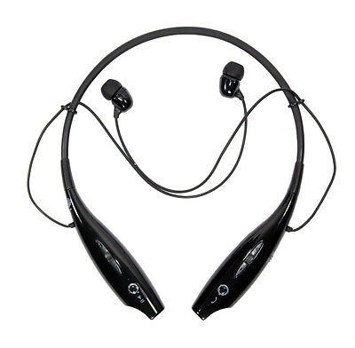 LG TONE HBS-730 Wireless Bluetooth Universal Stereo Headset HBS730 Black/Silver on Rummage