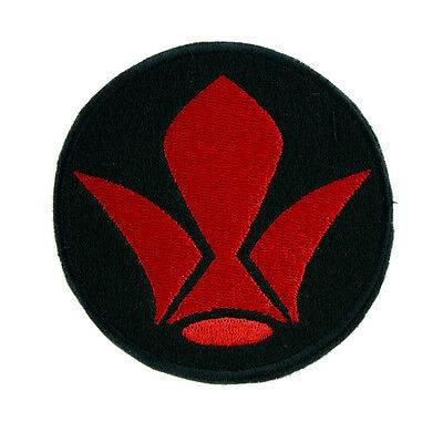 Tekkadan Iron Blooded Orphans Patch Iron On Applique Anime Mobile Suit Gundam