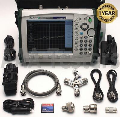 Anritsu Umts Master Mt8220a Base Station Spectrum Analyzer Mt-8220a