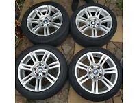 "BMW Alloys - E90 17"" 5x120"