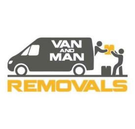 Man And Van - House Moves - House Clearances - Office Moves - Removal - Courier - Delivery