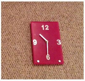 Pink Clock, Walsgrave