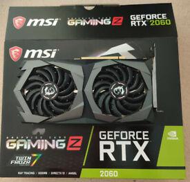 MSI GeForce RTX 2060 Gaming Z