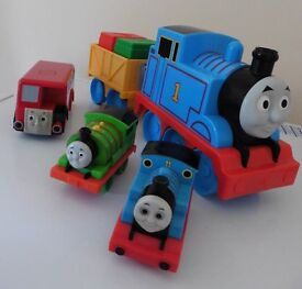 Big Thomas the Tank Engine bundle £12 for all collection from Shepshed (can post).