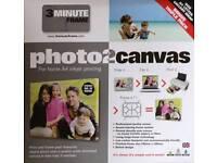 Photo2Canvas Frame Kit