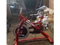 BH Fitness SB 1.4 Spinning bike - **NOW SOLD - SEE MY OTHER NEW LISTED ITEMS**