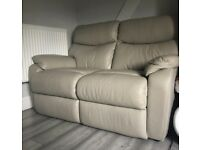 Leather sofa 100£