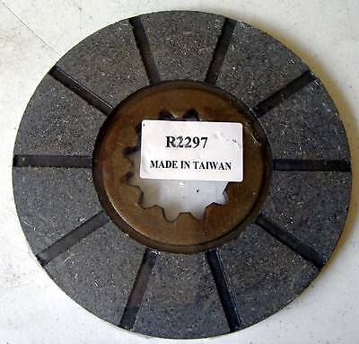 Case Combine Ih Bonded Brake Disc 121961c91 A-1963810c2 R2297