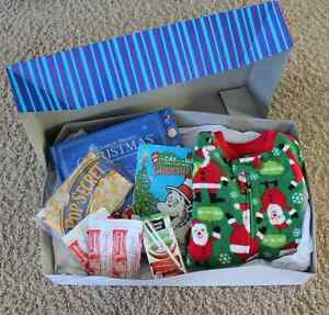 * CHRISTMAS EVE BOXES * for those who can not wait :) $50 Windsor Region Ontario image 2