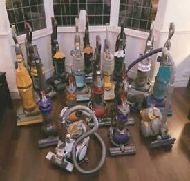 Dyson vacuum cleaners always for sale from £25