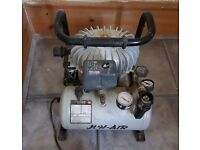 Jun-air 6-4 Air compressor not oil free, 4l receiver volume 45dB