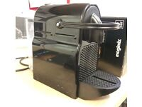 Nespresso Coffee Machine Inissia Black Magimix. Barely used, excellent conditions, perfect gift!