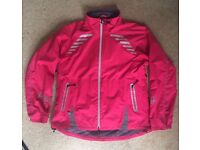 Ladies Altura Night Vision Evo Waterproof Jacket in Pink