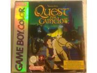 Quest For Camelot (Gameboy Colour)