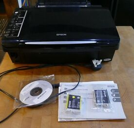 Epson SX200 Inkjet Printer/Scanner/Copier
