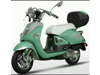 Looking for a 125cc Scooter / moped