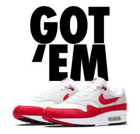Nike Air Max 1 OG Red Anniversary Edition