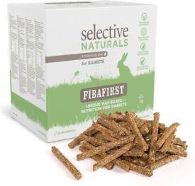 Selective Naturals FibaFirst 2KG box £5.99