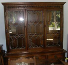 Oak Sideboard/Dresser