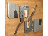Blum Hinges for kitchen cabinets (20k250x)/Aventos hl lift mechanism/Set of 2 pieces-£20/Used