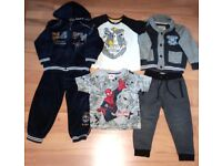 3-4 years (set3) Boys small bundle of clothes