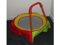 Chad Valley Indoor Trampoline