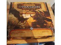 Warhammer Invasion card game