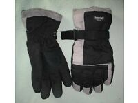 Thinsulate Gloves.
