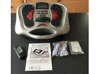 Circulation Booster Excellent Condition with Remote Control