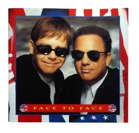 Elton John/Billy Joel Tour Programmes