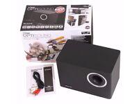 Optisound Subwoofer Surround Sound System - Brand New - TV Speaker