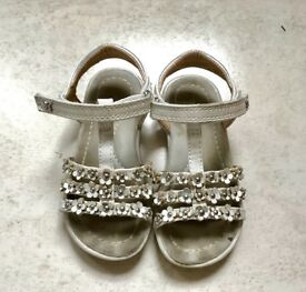 Girl sandals size 8 & boots size 9 - free