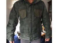 Airwalk men's padded winter jacket size M
