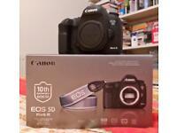 Canon 5D Mk3 BODY ONLY (SE London)