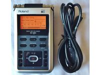 Roland R-05 portable field recorder, like new